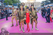 Lifeball Red Carpet - Rathaus - Sa 16.05.2015 - 39
