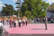Lifeball Red Carpet - Rathaus - Sa 16.05.2015 - Generalprobe4