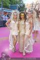 Lifeball Red Carpet - Rathaus - Sa 16.05.2015 - Atousa MASTAN, Yvonne RUEFF42