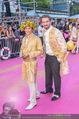 Lifeball Red Carpet - Rathaus - Sa 16.05.2015 - Alfred STRAUCH, Johnny ST�HLINGER47