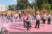 Lifeball Red Carpet - Rathaus - Sa 16.05.2015 - Generalprobe5