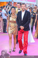 Lifeball Red Carpet - Rathaus - Sa 16.05.2015 - Jennifer ROSE, Markus BREITENECKER51