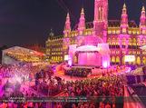 Lifeball Eröffnung - Rathaus - Sa 16.05.2015 - Rathausplatz, Menschenmenge, �bersichtsfoto2