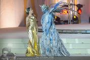 Lifeball Eröffnung - Rathaus - Sa 16.05.2015 - Alice TUMLER mit