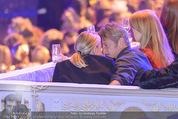 Lifeball Eröffnung - Rathaus - Sa 16.05.2015 - Charlize THERON, Sean PENN (kuschelnd, k�ssend)99