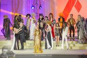 Lifeball Modenschau - Rathaus - Sa 16.05.2015 - Finale der Er�ffnung und Modenschau, B�hnenfoto141