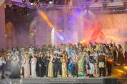 Lifeball Modenschau - Rathaus - Sa 16.05.2015 - Finale der Er�ffnung und Modenschau, B�hnenfoto142