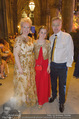 Lifeball Party - Rathaus - Sa 16.05.2015 - Doris POMMERENING mit Familie24