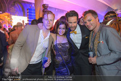Lifeball Party - Rathaus - Sa 16.05.2015 - Uwe KR�GER, Michael LAMERANER26