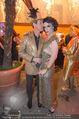 Lifeball Party - Rathaus - Sa 16.05.2015 - Lucy MCEVIL mit Begleitung28
