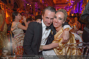 Lifeball Party - Rathaus - Sa 16.05.2015 - Christian RAINER, Nadja BERNHARD5