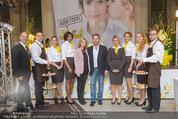 Gewista Plakatparty - Rathaus - Mi 20.05.2015 - Robert und Irene STR�CK, STR�CK-Gruppenfoto1