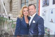 Gewista Plakatparty - Rathaus - Mi 20.05.2015 - Karl JAVUREK, Irmgard FORSTINGER20