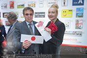 Gewista Plakatparty - Rathaus - Mi 20.05.2015 - Gerald STEGER, Andrea BUDAY21