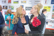 Gewista Plakatparty - Rathaus - Mi 20.05.2015 - Irmgard FORSTINGER, Andrea BUDAY25