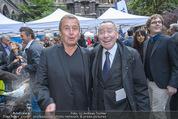 Gewista Plakatparty - Rathaus - Mi 20.05.2015 - Udo HUBER, Paul SCHAUER28