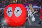 Gewista Plakatparty - Rathaus - Mi 20.05.2015 - Franziska SUMBERAZ35