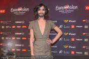 Conchita Wurst PK - Stadthalle Wien - Do 21.05.2015 - Conchita WURST2