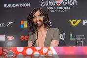Conchita Wurst PK - Stadthalle Wien - Do 21.05.2015 - Conchita WURST22