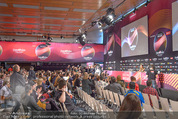 Conchita Wurst PK - Stadthalle Wien - Do 21.05.2015 - Pressemeute, Journalisten, Presserummel25