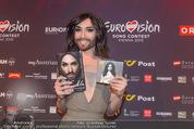 Conchita Wurst PK - Stadthalle Wien - Do 21.05.2015 - Conchita WURST3