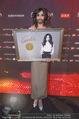 Conchita Wurst PK - Stadthalle Wien - Do 21.05.2015 - Conchita WURST mit Platin-Auszeichnung Platte46