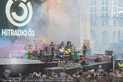 The MakeMakes Live - Rathausplatz - Do 21.05.2015 - THE MAKEMAKES live (Konzertfoto, B�hnenfoto)10