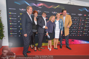 Song Contest Red Carpet - Wiener Stadthalle - Sa 23.05.2015 - Michael STIX, Walter ZINGL13