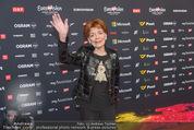 Song Contest Red Carpet - Wiener Stadthalle - Sa 23.05.2015 - Lys ASSIA (erste SongContest Gewinnerin 1956)26