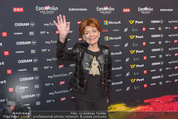 Song Contest Red Carpet - Wiener Stadthalle - Sa 23.05.2015 - Lys ASSIA (erste SongContest Gewinnerin 1956)28