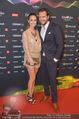 Song Contest Red Carpet - Wiener Stadthalle - Sa 23.05.2015 - Silvia SCHACHERMAYER (HACKL) mit Ehemann Josef47