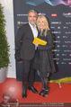 Song Contest Red Carpet - Wiener Stadthalle - Sa 23.05.2015 - Christian P�TTLER mit Ehefrau Uschi P�TTLER-FELLNER51