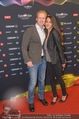 Song Contest Red Carpet - Wiener Stadthalle - Sa 23.05.2015 - Nikolaus PELINKA mit Freundin Gundi62