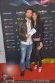 Song Contest Red Carpet - Wiener Stadthalle - Sa 23.05.2015 - Jakob SEEB�CK mit Freundin Michaela67