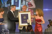 Austrian Event Hall of Fame - Casino Baden - Mi 27.05.2015 - Kurt SCHOLZ (Laudatio f�r Helmut ZILK), Martin BREZOVICH, PIRES101