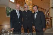 Austrian Event Hall of Fame - Casino Baden - Mi 27.05.2015 - Andreas BRAUN, Andre (Andr�) HELLER, Oliver KITZ80