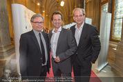 1. Österr. Radiopreis - Rathaus - Mo 01.06.2015 - Alexander WRABETZ, Christian OXONITSCH, Martin BIEDERMANN23