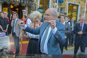 Spargelgala - Marchfelderhof - Di 02.06.2015 - Hans STAUD, Birgit SARATA1