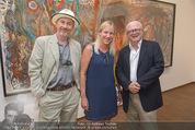 Abstraktion in Österreich - Albertina - Di 09.06.2015 - Gunter DAMISCH, Birgit VIKAS, Ernst HILGER53