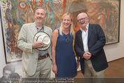 Abstraktion in Österreich - Albertina - Di 09.06.2015 - Gunter DAMISCH, Birgit VIKAS, Ernst HILGER54