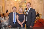 Abstraktion in Österreich - Albertina - Di 09.06.2015 - Josef OSTERMAYER, Klaus-Albrecht SCHR�DER, Regina PLONER7