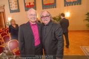 Goldenes Verdienstzeichen Michael Kunze - Rathaus - Mi 10.06.2015 - Michael KUNZE, Sylvester LEVAY10