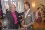 Goldenes Verdienstzeichen Michael Kunze - Rathaus - Mi 10.06.2015 - Michael KUNZE, Uwe KR�GER13