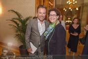 Goldenes Verdienstzeichen Michael Kunze - Rathaus - Mi 10.06.2015 - Uwe KR�GER, Christine MAREK18