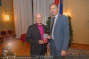 Goldenes Verdienstzeichen Michael Kunze - Rathaus - Mi 10.06.2015 - Michael KUNZE, Andreas Mailath POKORNY19