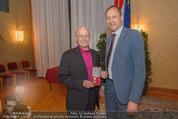 Goldenes Verdienstzeichen Michael Kunze - Rathaus - Mi 10.06.2015 - Michael KUNZE, Andreas Mailath POKORNY20