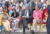 Ausstellungseröffnung - Belvedere Winterpalais - Mi 10.06.2015 - 15