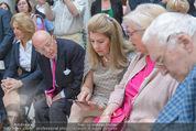 Ausstellungseröffnung - Belvedere Winterpalais - Mi 10.06.2015 - 18