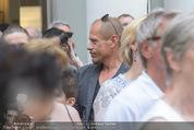 Ausstellungseröffnung - Belvedere Winterpalais - Mi 10.06.2015 - 19