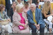 Ausstellungseröffnung - Belvedere Winterpalais - Mi 10.06.2015 - 2